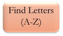 find letters