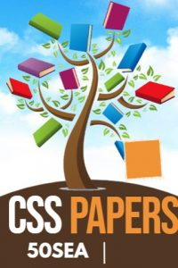 CSS Past Papers